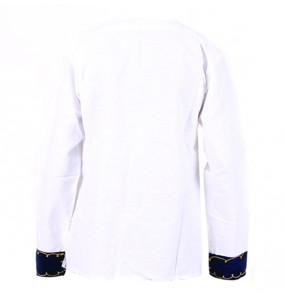 Zenebech _Men's  Cotton Long sleeve Traditional T-Shirt