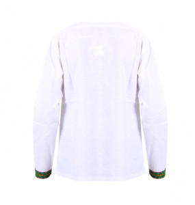 Simret_ Men's  Cotton V-Neck Traditional T- Shirt