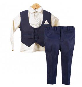 Eyerusalem_3pc Formal Little Boys Suits