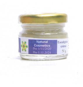 Ecopia 100% Organic Eucalyptus Cream