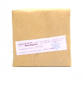 Ecopia 100% Organic Eucalyptus Soap (100gm)