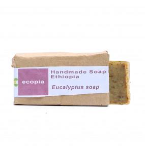Ecopia 100% Organic Eucalyptus Soap (50 gm)