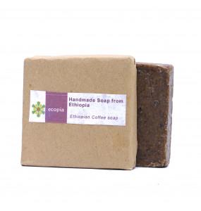 Ecopia 100% Organic Coffee Soap (100 gm)