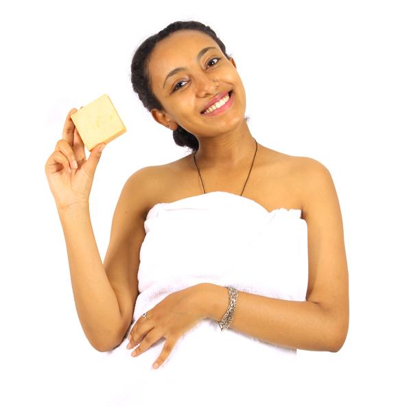 Ecopia 100% Organic Camel Milk and Frankincense Oil