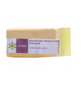 Ecopia 100% Organic Calendula Soap ( 50gm)