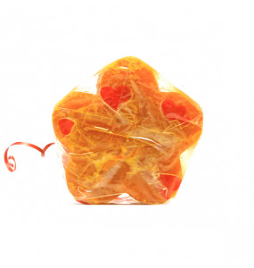Getane_ Flower Shaped Scented Big Size Candle