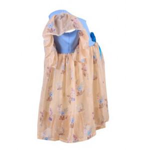 Zenebwork_ Sleeveless Kid's Dress