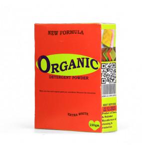Organic Detergent Powder