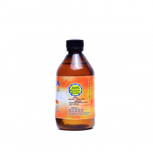 Zoma Herbal Carrot Oil (250ml)