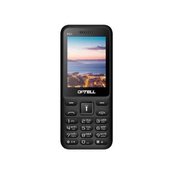 OPTELL P01 Feature Phone/ Dual SIM