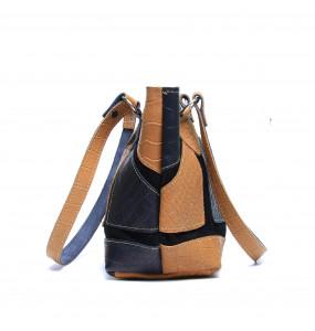 Fasika_ Women's shoulder Genuine Leather Bag