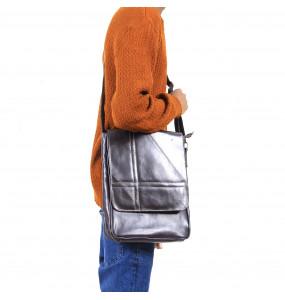 Fasika_ Genuine Leather Laptop Bag (30*26 cm)