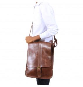Fasika _ Genuine Leather Laptop Bag (37*28 cm)