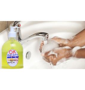 Ok Pure Liquid Hand Soap (500ml)