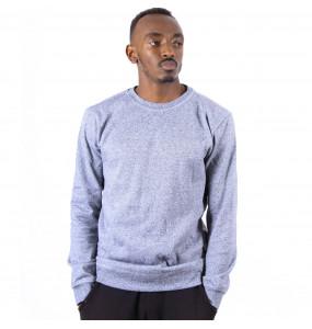 Biruk _Unisex Long-Sleeve Crew neck Fleece Sweatshirt
