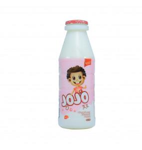 Jojo Apple, Strawberry, Mango, and Natural Milk Flavored   -200g