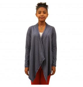 GABER Women's Short-sleeve  African Print Dress