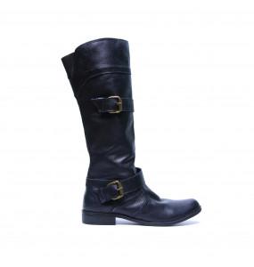 Derje _Women's Genuine Leather Long Boots
