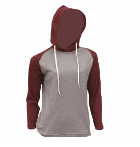 Elsabet_Women's Cotton  Long Sleeve Hoodie Sweatshirt