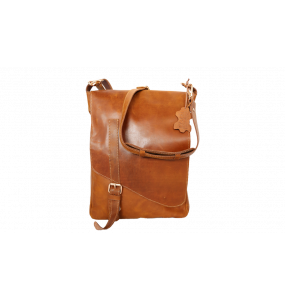 Tadiwos Brown Laptop Bag