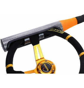 Anti Theft Auto Car Truck High Baseball Steering Wheel Lock With 2 Keys