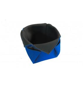 Selam Blue Cosmo Bag