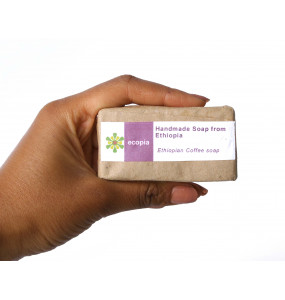Ecopia 100% Organic Coffee Soap ( 50 gm)