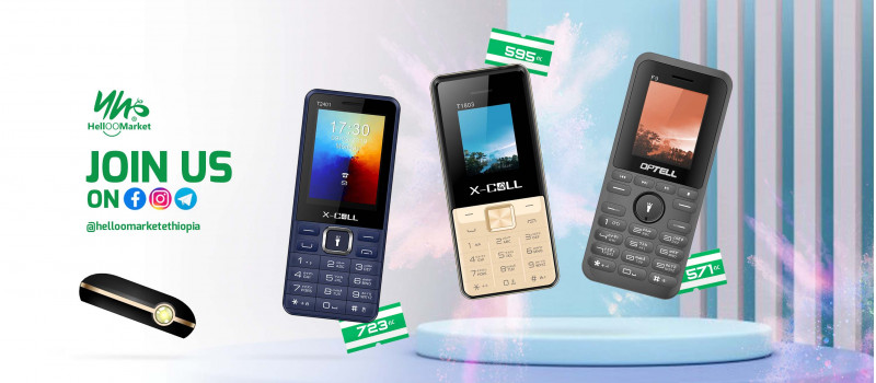 Get your Feature Phone Now!