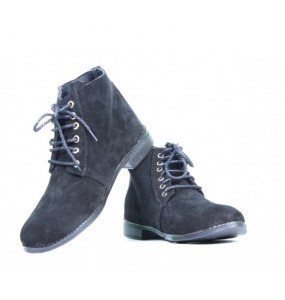 Weyneshet _Women's Genuine Leather Short Boots