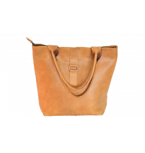 Berket, Brown Tote Women's Bag