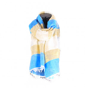 Biniyam_ Women's  Traditional 100% Cotton Scarf