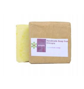 Ecopia 100% Organic Calendula Soap (100gm)
