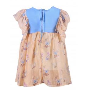 Zenebwork_ Kids Sleeveless Dress