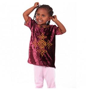 Berhane_ Unisex Kids Velvet T-shirt
