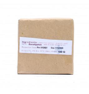 Ecopia 100% Organic Lavender soap  (100 gm)