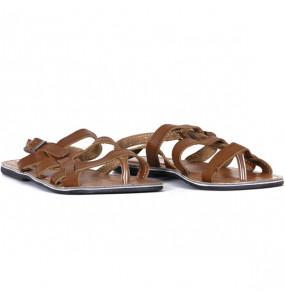 Fikadu& Elsabet _Women's Pure Leather Sandal Shoe