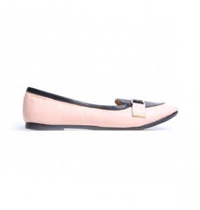 Weyneshet_ Women's Flat Syntactic Leather Shoe