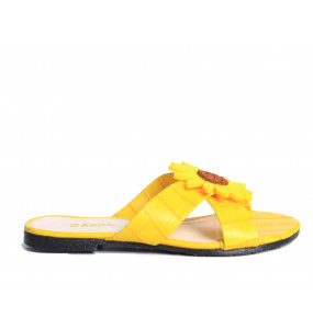Seble _Women's Sunflower  Sandals Shoe