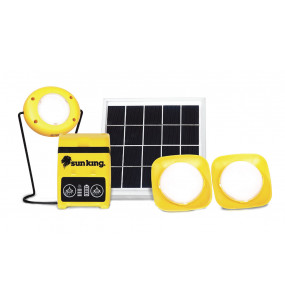 Solar Light With USB Charger